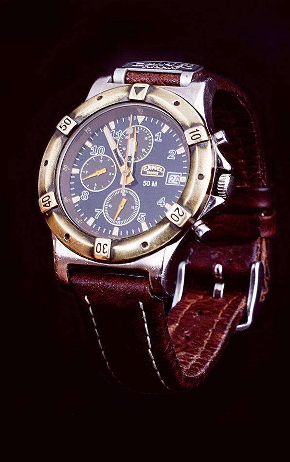 fotografía de relojes