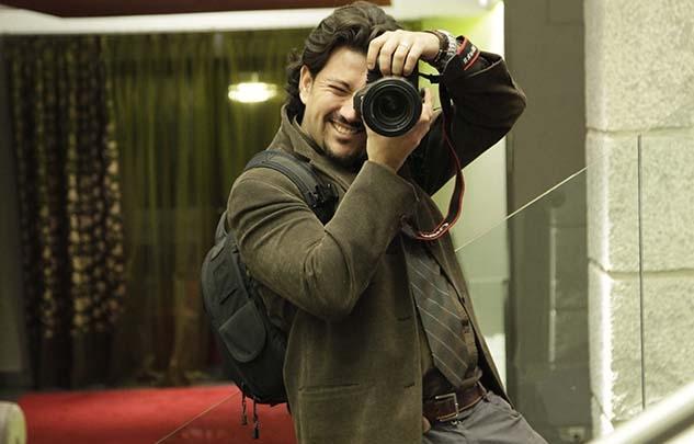 Fotógrafo para empresas en Madrid