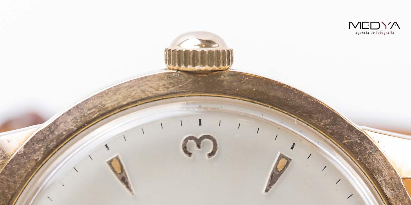 Fotografía profesional de relojes