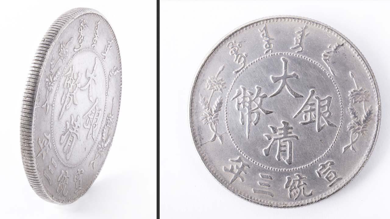 Fotografo especializado en numismatica